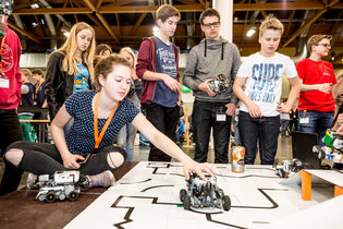 RoboCup Junior Turnier 2016