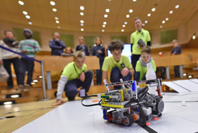 NORDMETALL RoboCup Junior Turnier 2018.